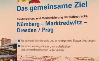 Elektrifizierung der Franken-Sachsen-Magistrale