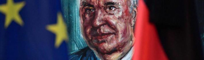 Abschied von Altbundeskanzler Dr. Helmut Kohl