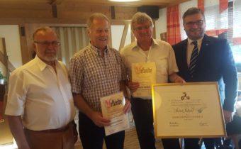 Heinz Faßold wird Ehrenvorsitzender des VBSK