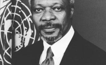 Trauer um UN-Generalsekretär a. D. Kofi Annan