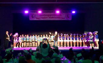 1. Gardetreffen der Bayreuther Mohrenwäscher
