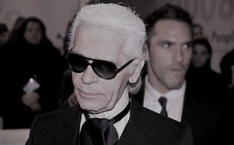 Trauer um Karl Lagerfeld
