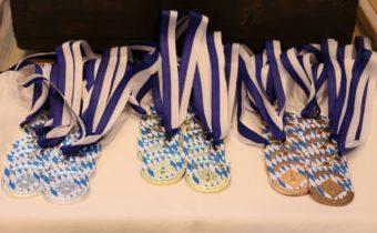Bayerische Meisterschaften im Sportkegeln in Bayreuth