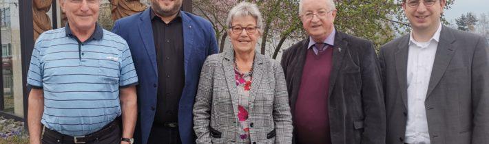 Neuwahlen der Kolpingsfamilie Bayreuth