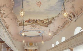 Wiedereröffnung der Schlosskirche Bayreuth